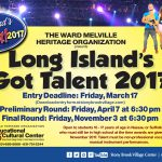 Long Island's Got Talent Preliminary Round