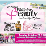 The 23rd Annual Walk for Beauty